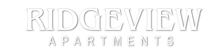 Ridgeview Apartments logo